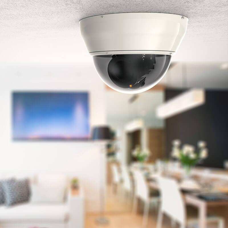 IP kamera för hushåll & arbetsplatser